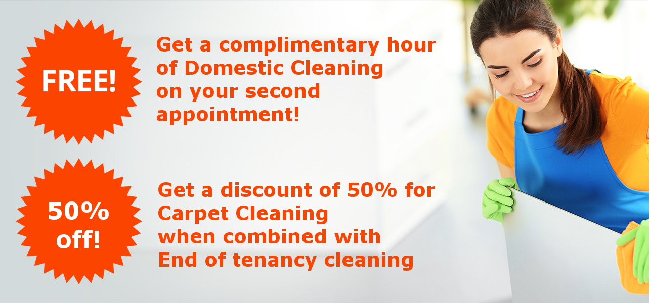 House cleaning deals for Covent Garden